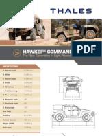 PRV Hawkei Command Datasheet 110825 Web