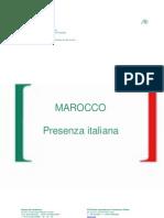 Presenze Italiane in Marocco