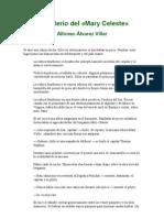 Alvarez Villar, Alfonso - El Misterio Del Mary Celeste