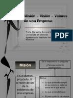 Misión – Visión