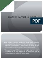 8.-UNIDAD VIII Protesis Parcial Removible