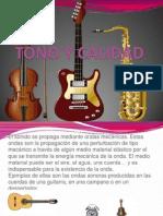 TONO Y CALIDAD