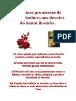 As_quinze_promessas_de_Nossa_Senhora_aos_devotos_do_Santo_Rosario