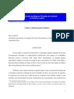 Género y justicia penal en México- Elena Azaola