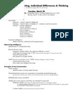 Study Guide Unit 11 2011-12