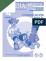 Comunicaciòn para el cambio, INCAP, CADENA 04