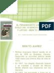 Pedro Azuara Semana de Juarez