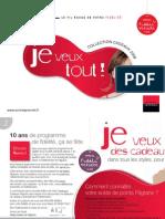 Catalogue Filigrane Société Générale 2008