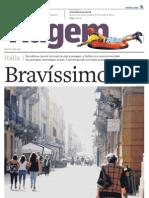Suplemento Viagem - Jornal O Estado de S. Paulo - Sicília/Itália - 20120320