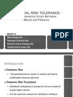 Risk Tolerance