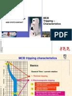 MCB Characteristics
