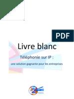 Livre Blanc - ToIP Une Solution Gagnante Pour Les Entreprises