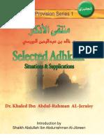 Selected Adhkaar (Dua'a)