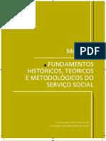 Modulo 1 - 02 Fundamentos Historicos Teoricos e Metodologicos Do Servico Social