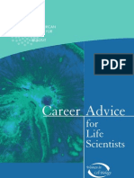Career Advice for Life Scientists-1