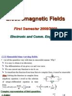 Electromagnetic Waves Part III