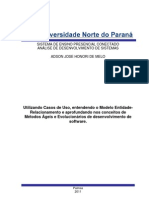 Portfólio Individual 2° Período de Análise de Sistemas - UNOPAR / 2011 - Adson Honori