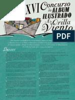 XVI Concurso a La Orilla Del Viento 2012