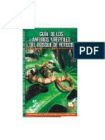 Anfibios y Reptiles de La Reserva de Yotoco