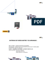Informacion Tecnica Baterias