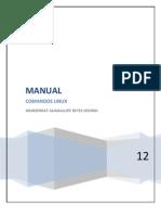 Manual de Comandos