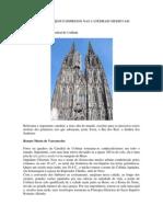 o Rosto de Jesus Impresso Nas Catedrais Medievais