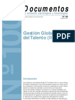 Gestión Global del Talento II