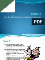Tarea 8.- Caracterisiticas Que Detemrinar Una Propiedad