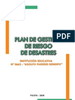 Plan Apr Pgdr Picota