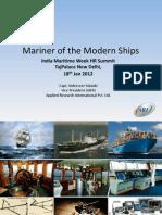 Mariner of Modern Ships v-1