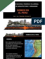 Sismos en El Peru