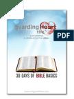 Shyju Mathew's 30 Days of Bible Basics