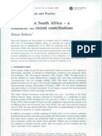Roberts State Development South Africa