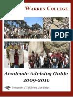 Advising Handbook