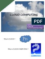 Cloud Computing Ppt