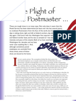 The Plight of the Postmaster