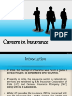 Careers in Insurance
