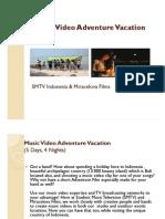 Music Video Adventure Vacation