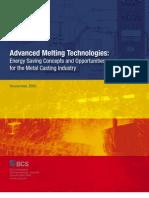 Advanced Melting Technologies