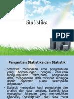 TEORI STATISTIK