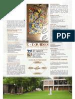 Ecourse Brochure