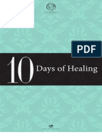 10 Days of Healing Study Notes