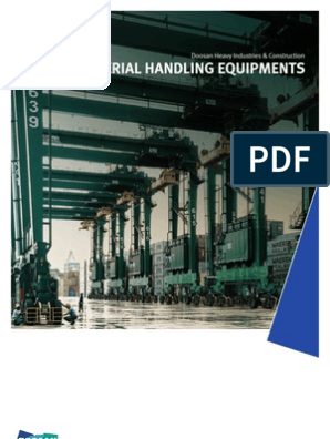 Material Handling | Crane (Machine) | Containerization