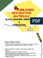 48560349 Tooth Coloured Restorative Materials
