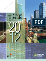 Emerging Trends in Real Estate 2012