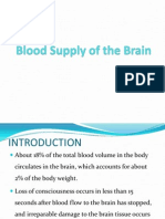 Blood Supply of the Brain (1)