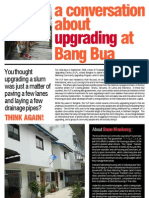 A Conversation About Upgrading at Bang Bua