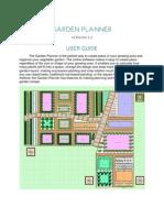 Garden Planner User Guide