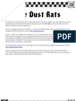 Dust Rats Beta Rules