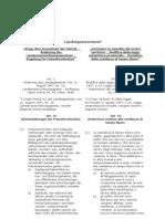Stopp dem Ausverkauf der Heimat - Gesetzentwurf der BürgerUnion
